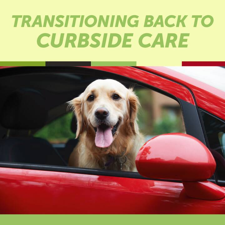 Due to the increasing positive cases of COVID 19 in our area, we will be transitioning back to Curbside Care effective i...