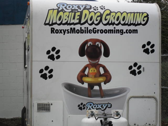 Roxy's Mobile Dog Grooming's cover photo